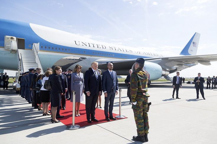 Travel Ban Has Arbitrary Restrictions Meant To Be as Exclusionary as Possible  President Donald J. Trump on the red carpet after exiting Air Force One at Brussels International Airport on May 24 2017. The White House / Flickr  Skift Take: The form of the travel ban approved by the U.S. Supreme Court will separate family members on a whim. These seemingly arbitrary restrictions will likely be cause for another round of lawsuits by those affected.   Andrew Sheivachman  President Donald Trumps…