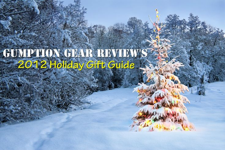 Gumption Gear Gift Guide