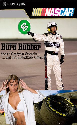 https://nascarniche.blogspot.com/2015/11/harlequin-romance-books-publish-sex-on.html She made the rubber now she's going to burn it.