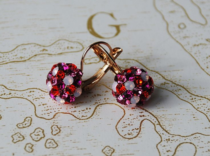 Earrings from www.Born2shop.co.nz