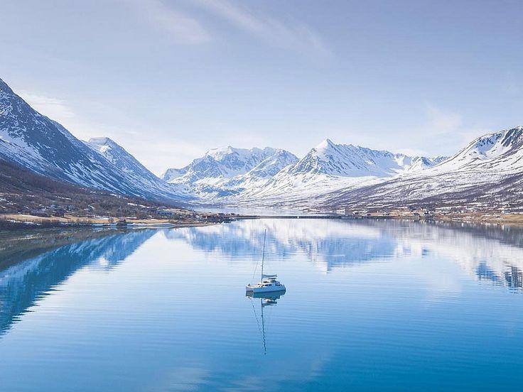 Красота заполярья, сноуборд, лыжи и рыбалка | Видео про полярный круг 2016 год #fott #fottTV #FarNorth #SnowDream