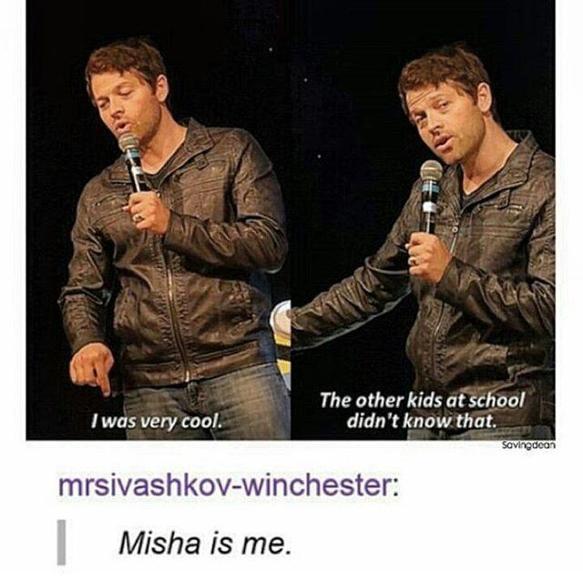 True!<< Misha was me too