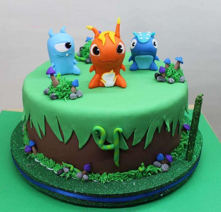 Slugterra Birthday Party Ideas | Photo 1 of 11 | Catch My Party