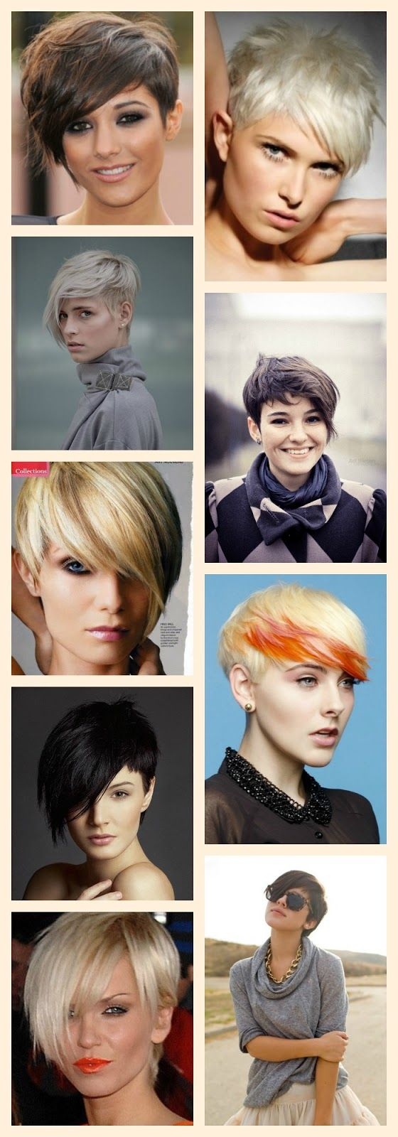 Continue to perfect pixie haircuts part 2 the traditional pixie - A Beautiful Little Life Perfect Pixie Cuts For Summer