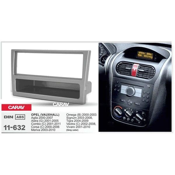 One Din Radio Installation Stereo Panel Frame Dash Mount Trim Kit Fascia For Opel Agila Astra G Combo C Corsa C Meriva Tigra Vectra C Vivaro W Pocket C Electronic Products Phone