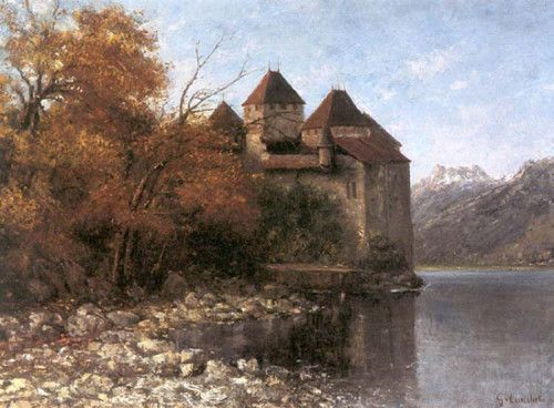 gustave-courbet-castelul-chillon