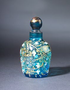 vintage perfume bottles - Google Search