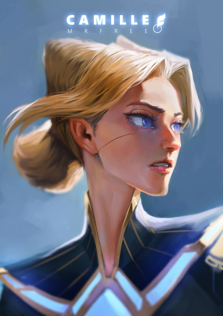 Camille | Камилла @League of Legends | Лига Легенд #LoL #ЛоЛ