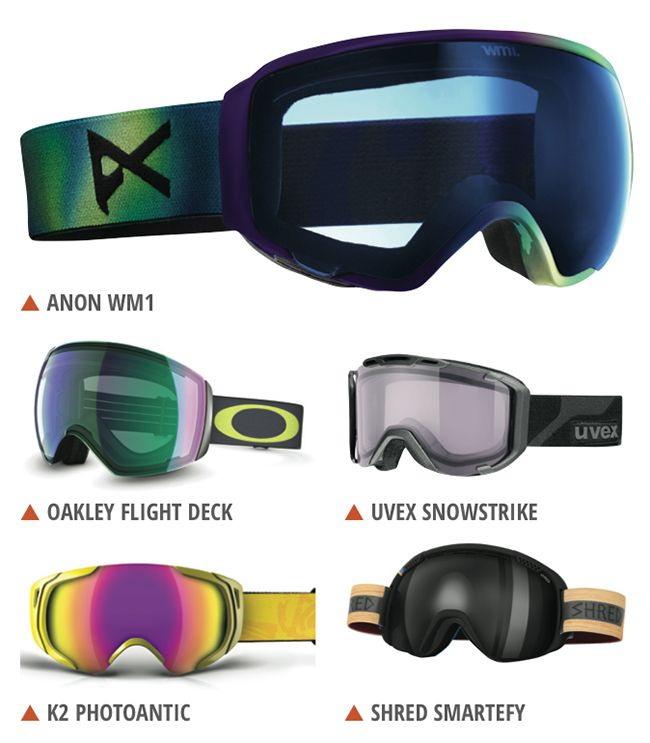 New Gear Trends | Ski Goggles and Lens Technology | SIA 2014 | SKI Magazine; Oakley and UVEX unveil exciting new lens technologies at SIA!