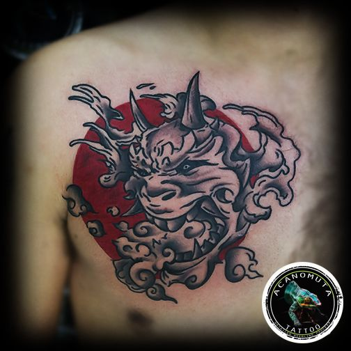 A Japanese Tattoo is always a perfect choice for your back tattoo.