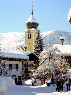 Westendorf (Kitzbühel) Tirol AUT