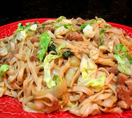 One Perfect Bite: Shanghai Noodles