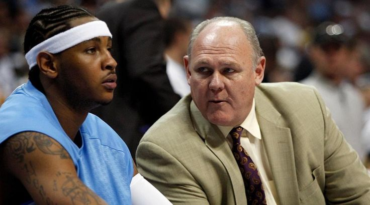 NBA with Carmelo Anthony after George Karl takes aim with book - https://movietvtechgeeks.com/nba-carmelo-anthony-george-karl-takes-aim-book/-NBA Stands Behind Carmelo Anthony After George Karl Takes Shots in New Book 'Furious George'