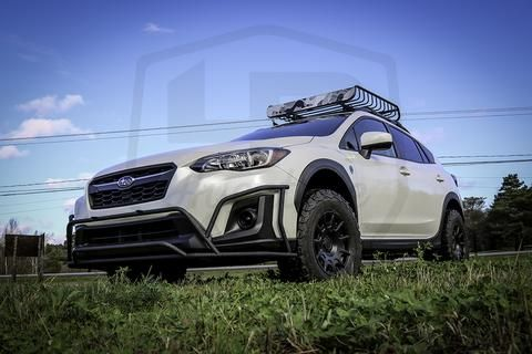 LP Aventure lift kit - Subaru Crosstrek 2018-2019 | Subaru