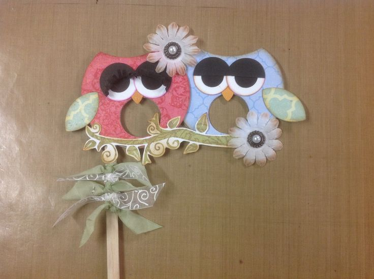My Owl mask for Kaszazz masquerade ball