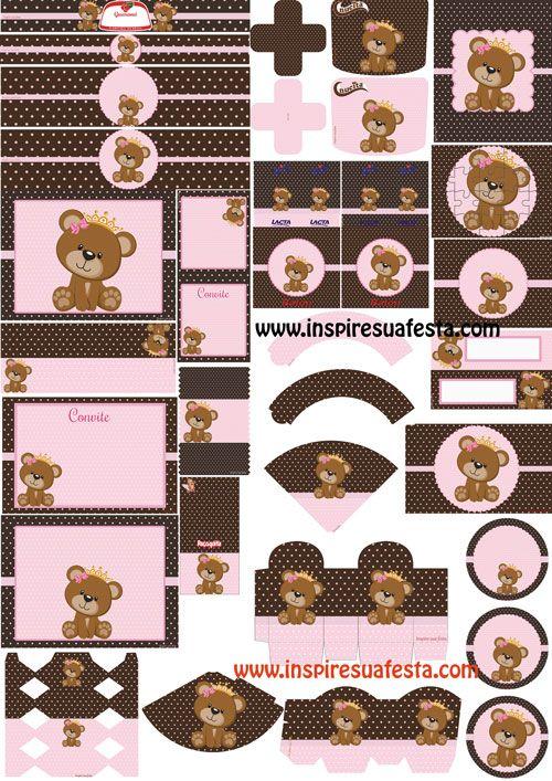 Ursinha-rosa-com-marrom-Personalizados-gratuitos
