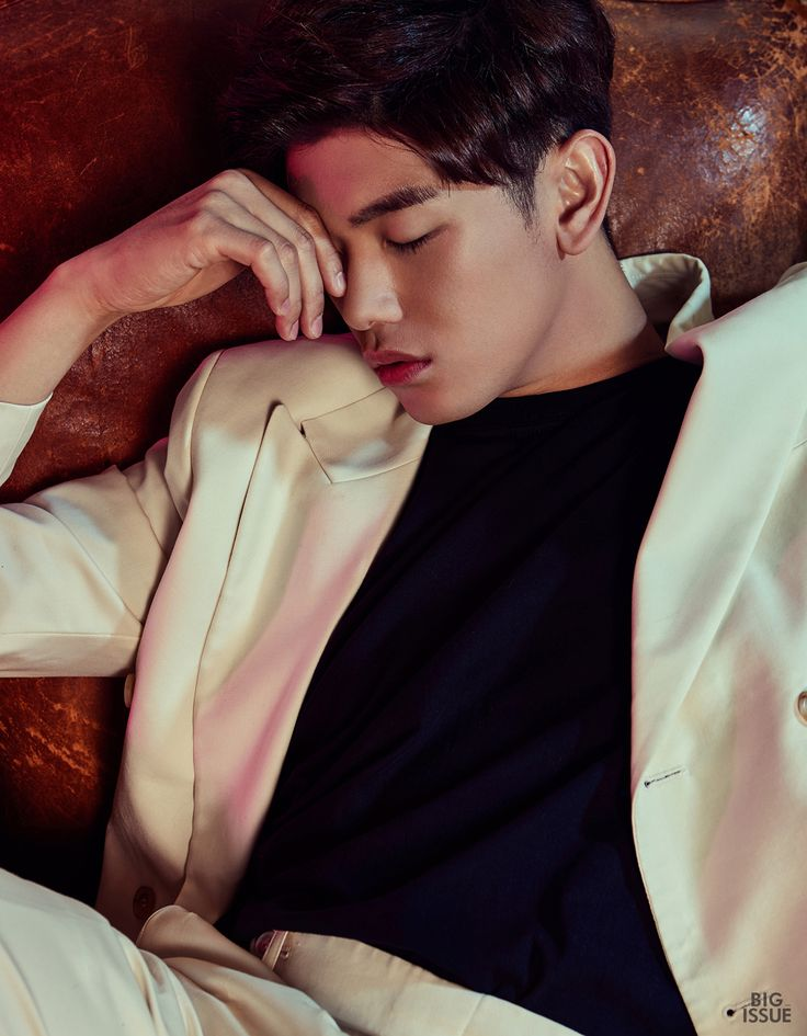Eric Nam - The Big Issue Magazine August Issue '16
