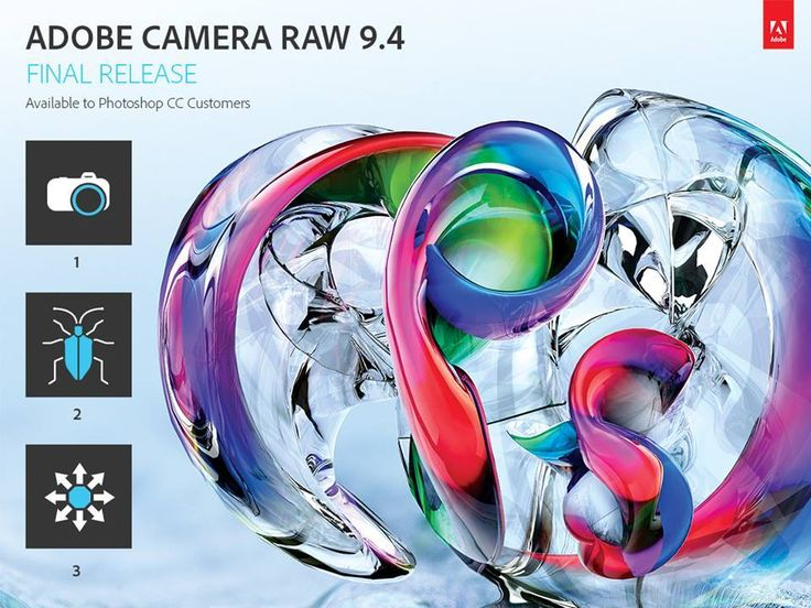 Camera Raw 9.4 Now Available. Photoshop Hobby