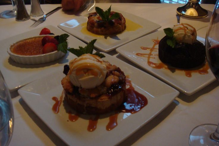 """If you consider yourself a """"foodie"""", take a peek at ANN's Photo for Foodies as she visits Ruths Chris Steakhouse. www.annjaneliving.com"""