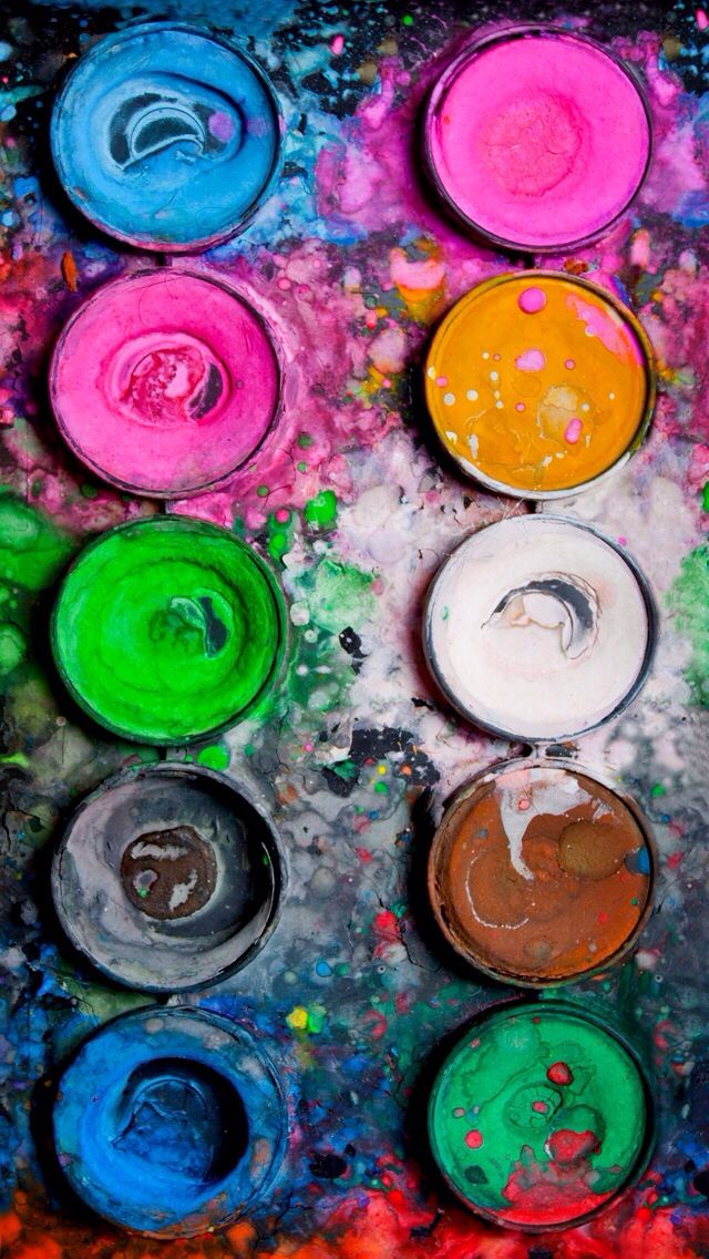 Holi Colour Splash Desktop Wallpapers for kids Mocomi