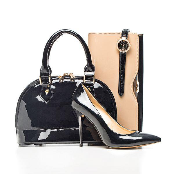 Yeni sezon tasarımlarına yön veren parlak dokulara sahip ayakkabı ve aksesuarlarla tarzınızı güçlendirebilirsiniz. #ritimtutanayakkabilar #fashion #fashionable #style #stylish #flo #floayakkabi #shoe #shoelover #ayakkabı #bag #çanta #saat #cüzdan #accessories #shop #shopping #women #womanfashion #AW15 #fall