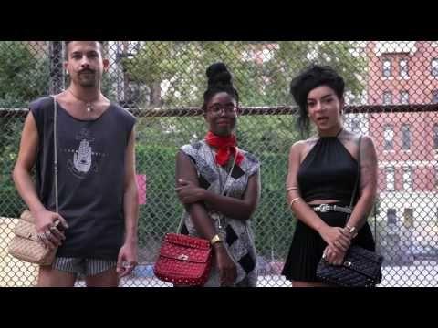 ROCKSTUD SPIKE - DESCRIBE NEW YORK IN 3 WORDS