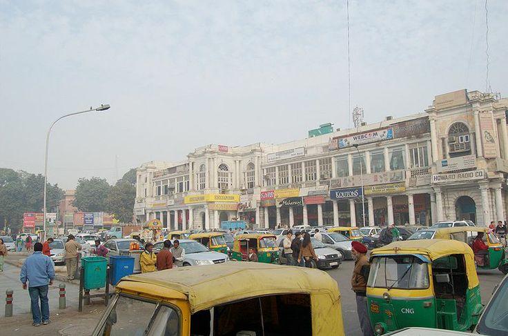 Connaught Place, Delhi, India