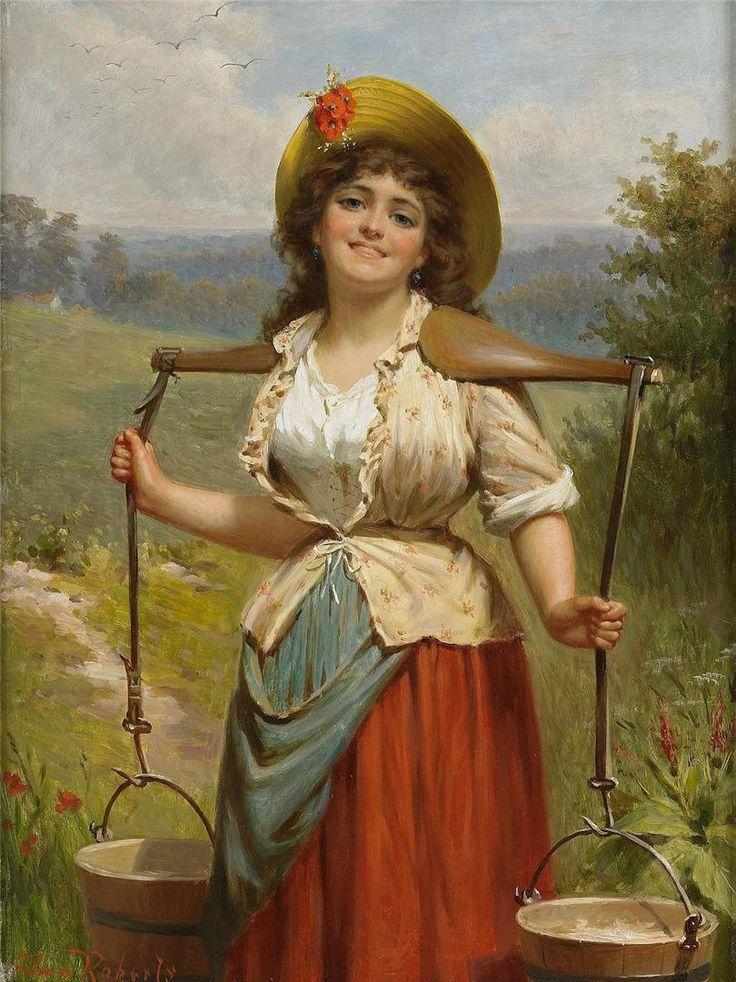Edwin Thomas-Roberts(1840-1917)