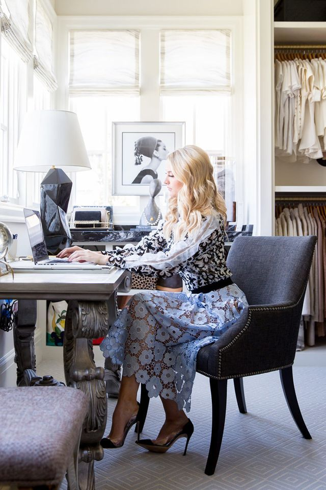 Closet Reveal   Ivory Lane   Bloglovin'