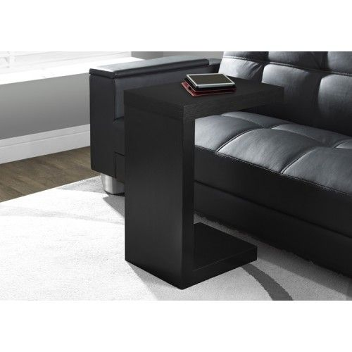 ACCENT TABLE - BLACK