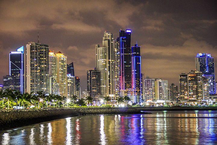 Panama City- Compras, Canal e muito mais.
