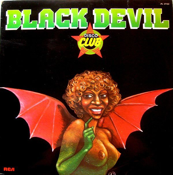 Black Devil - Disco Club (Vinyl, LP, Album) at Discogs