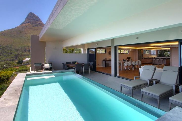 Casablanca is a superbly stylish, three bedroom semi-detached luxury vacation rental in Camps Bay. Spread across three levels, this holiday delight is spacious and secure with breath-taking views and...
