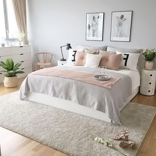 Colores para habitaciones 2018 modernos 65 fotos e ideas - Ideas decoracion dormitorios ...