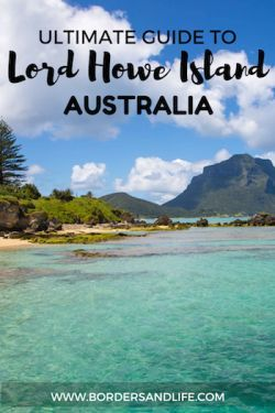 The Ultimate Guide to Visiting Lord Howe Island australia inc. where to stay, where to eat, top things to do and see plus other Essential Visitor Info | Lord Howe Island| Lord Howe Island Australia | Lord Howe Island Accommodation | Australia | Lord Howe Island Eat | Lord Howe Island Activities | Things to Do | Things to See | Travel Australia | Sydney Australia | Australia Destinations | Australian Island | Mt Gower | Lord Howe Island surf #lordhoweisland #Australia