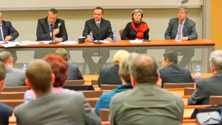 Ustavující zasedání Zastupitelstva v městě Kladně  6.11. 2014