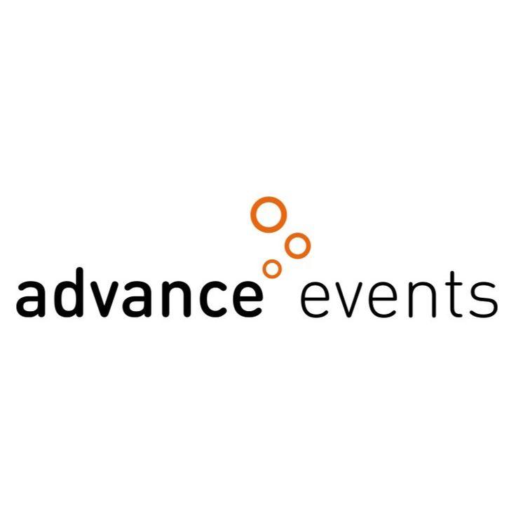 Nieuw logo voor Advance Events