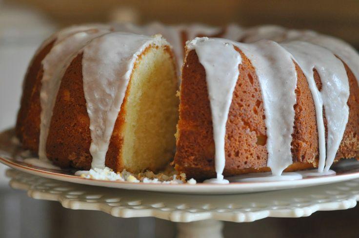 Lemon Cake Recipes On Pinterest: Mennonite Girls Can Cook: Lemon Bundt Cake