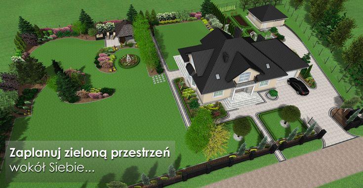 Zaplanuj zieloną przestrzeń wokół Siebie - dendronica ogrody