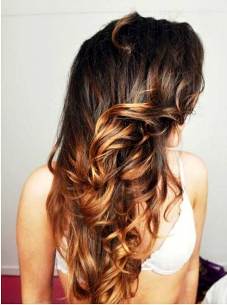 9 Hair Colour Styles to Try Out in 2013   StyleCraze