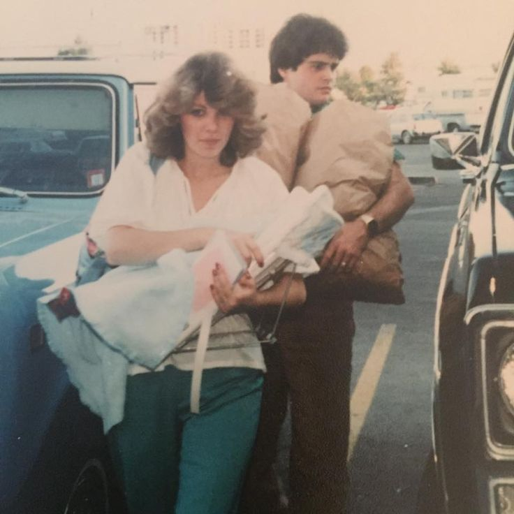 DampD 1979 With Newborn Junior DONNY OSMOND Pinterest