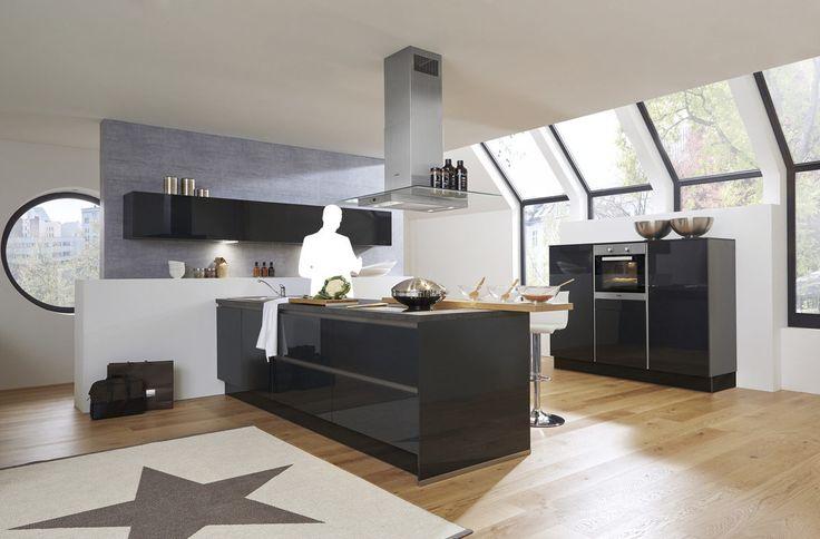 Atrium Einbauküche Mit Constructa Elektrogeräten Möbel Fischer