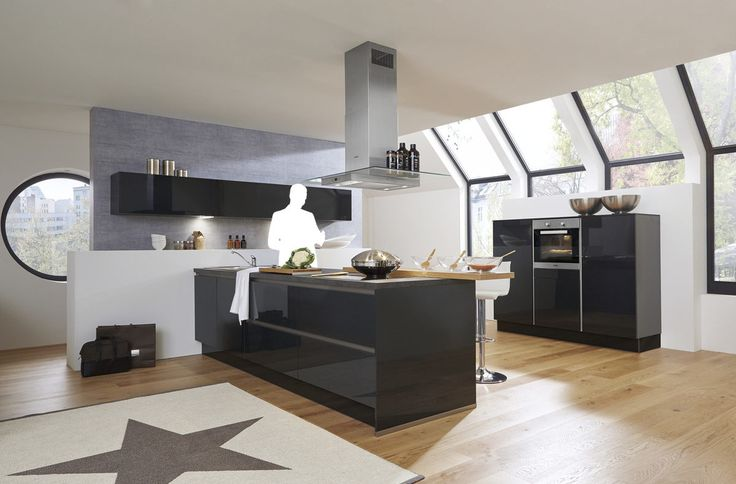 las 25 mejores ideas sobre k che mit elektroger ten en pinterest y m s l k che mit. Black Bedroom Furniture Sets. Home Design Ideas