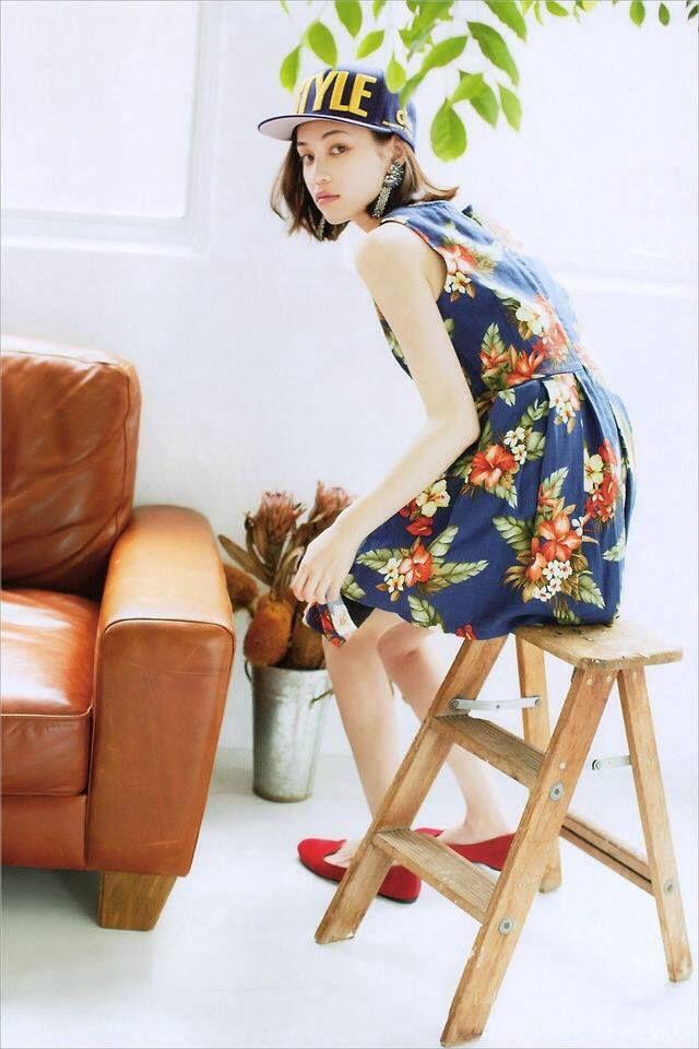 WE LOVE 水原希子 kiko Mizuhara 水原佑果 yuka Mizuhara (via https://www.facebook.com )