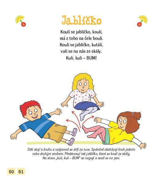 Dovádivé básničky pro kluky a holčičky