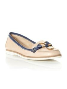 Dune loafers, you can find them in