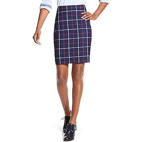 Image for PALID PENCIL SKIRT from Tommy Hilfiger USA