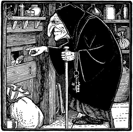 John D. Batten from 'European Folk and Fairy Tales'