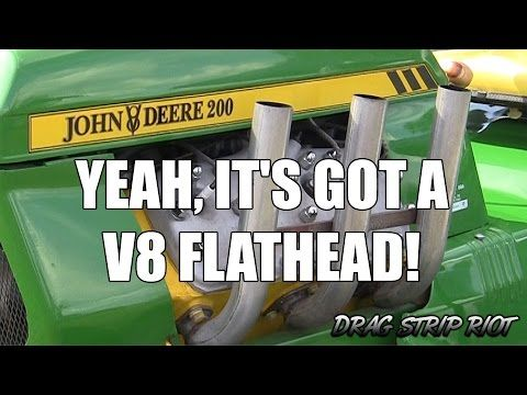 [vid_player   Lawn Mower Racing Battle John Deere Ford V8 Drag Race Motor World's Fastest Lawnmowers Garden Tractors Drag Racing Videos August 17-18, 2013 – Third …  									source   ...Read More