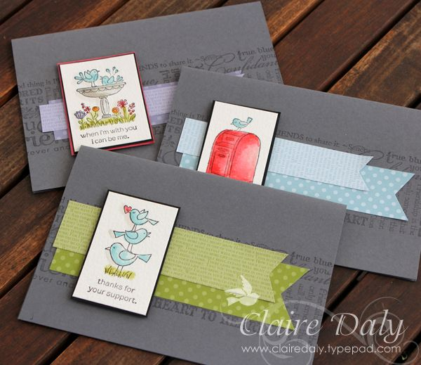 Love the simple layout.  (I see quick Christmas cards...)